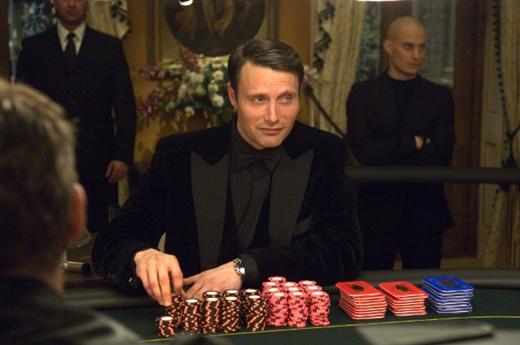 Mads Mikkelsen in Casino Royale
