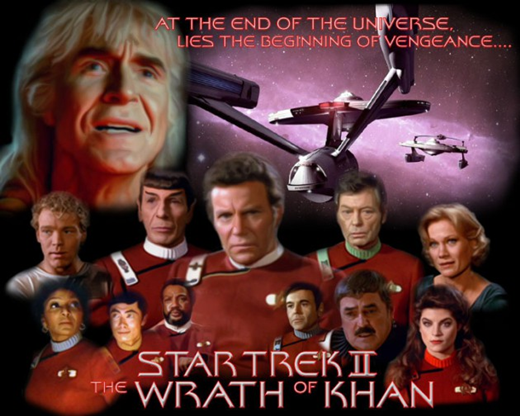 Star Trek II-The Wrath of Khan