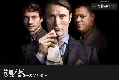 Hannibal in AXN