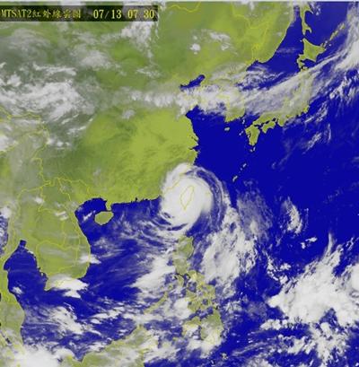 台灣in颱風
