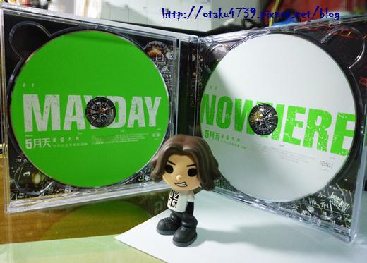 五月天-諾亞方舟 世界巡迴演唱會Live CD 2