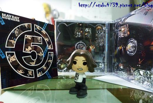 五月天-諾亞方舟 世界巡迴演唱會Live CD 3