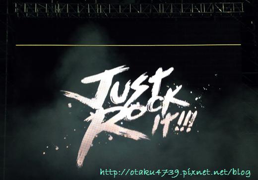 五月天Just Rock It!!!2014 無限放大版演唱會