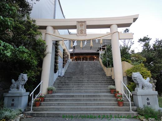 奧武山公園-沖宮