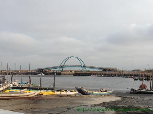 王功景觀橋1