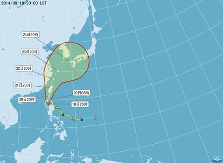 2014091912_鳳凰颱風