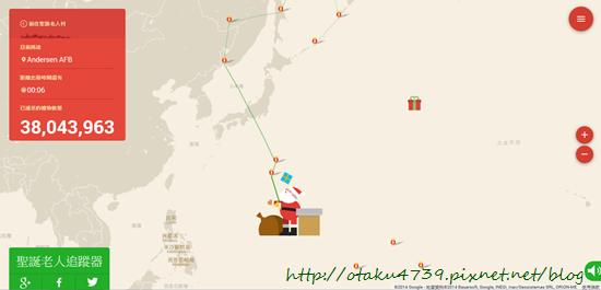 追蹤聖誕老人 1