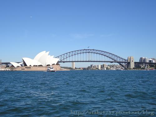雪梨大橋&雪梨歌劇院