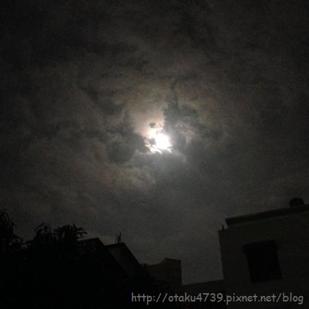 7月31日滿月