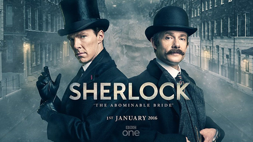 Sherlock-The Abominable Bride