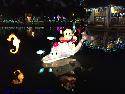 台中公園燈會