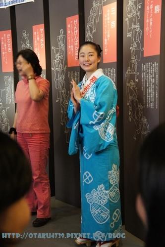 郡上八幡-博物館-日本舞教學