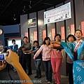 郡上八幡-博物館-日本舞教學2