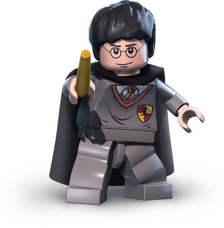 LEGO Harry Potter-Harry