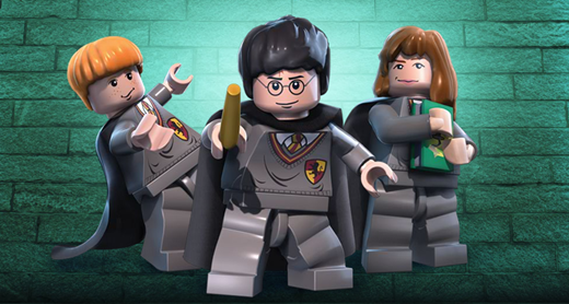 LEGO Harry Potter Years-1-4