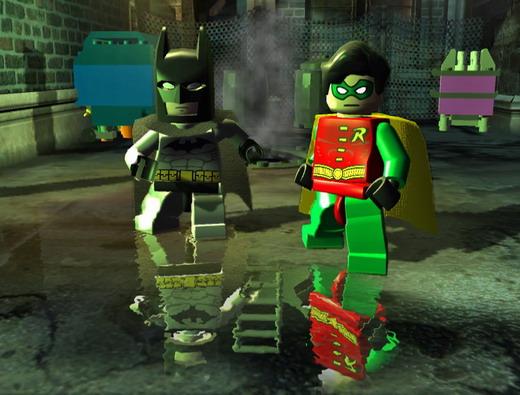 樂高蝙蝠俠