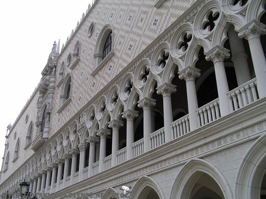 威尼斯人酒店正門