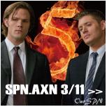 SPN S5 AXN首播