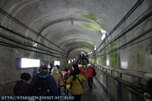 黑部大壩-入口2