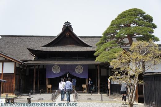 高山陣屋遺跡3