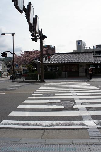 兼六園外-街道1