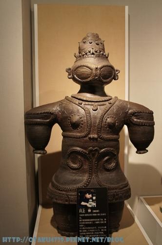 郡上八幡-博物館-陶器 繩紋維納斯
