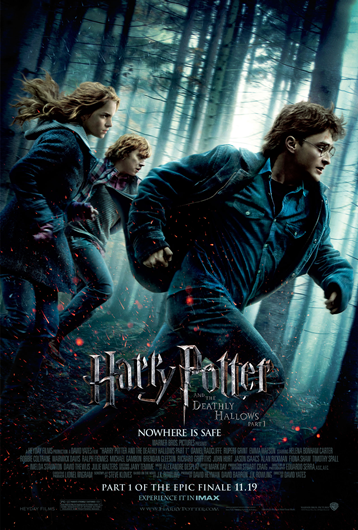 Harry Potter and the Deathly Hallows-Part I