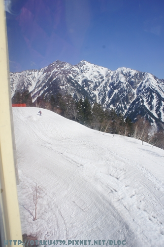 大觀峰-黑部平(約7分鐘)-好厲害的滑雪者3