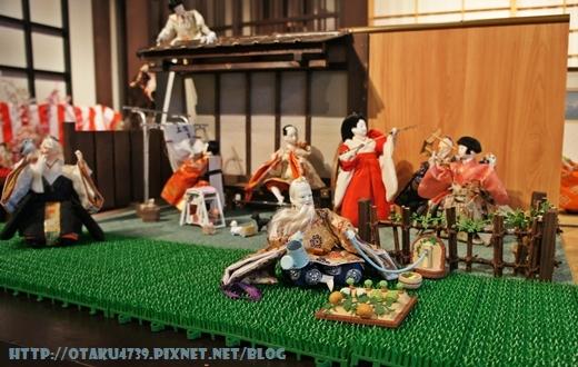 郡上八幡-博物館-人形1