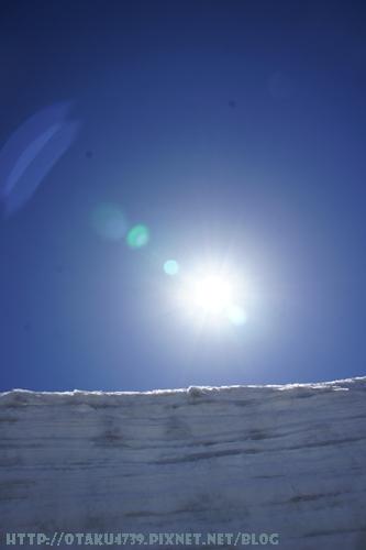 室堂站-雪牆5