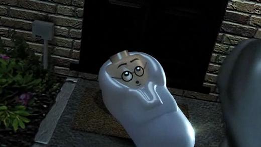 LEGO Harry Potter-Baby Harry