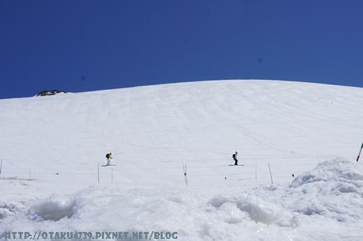 室堂站-滑雪