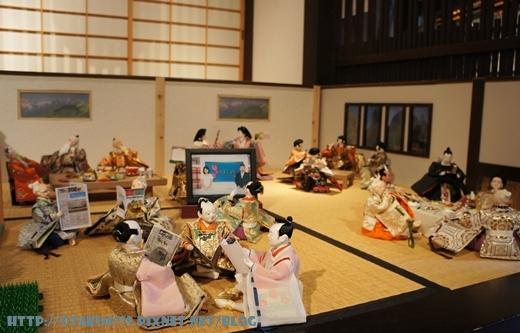 郡上八幡-博物館-人形2