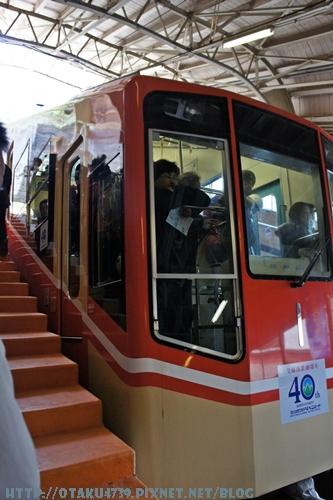 立山-電纜車
