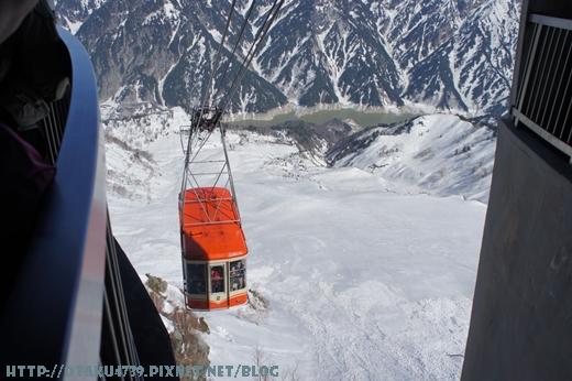 大觀峰-立山空中索道1