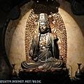 郡上八幡-博物館-虛空藏菩薩坐像