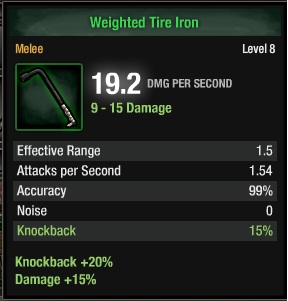 1105-Weighted Tire Iron