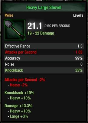 1105-Heavy Large Shovel