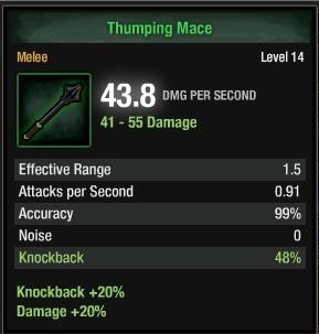 1105-Thumping Mace