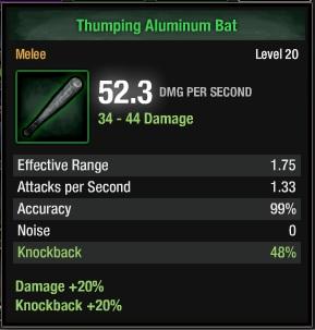 1105-Thumping Aluminum Bat