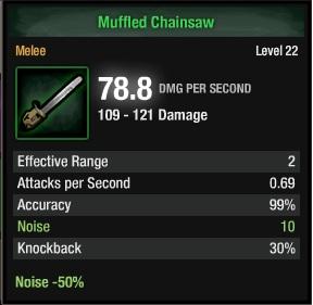 1105-Muffled Chainsaw