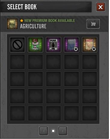 select book