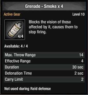 Grenade-Smoke