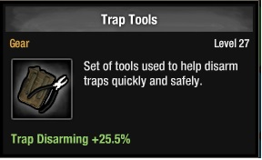 Gear-Trap Tools