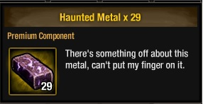 Haunted Metal