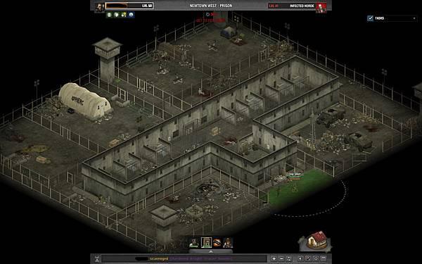 新市西-監獄