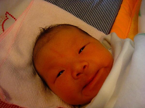 20080109~出生第三天