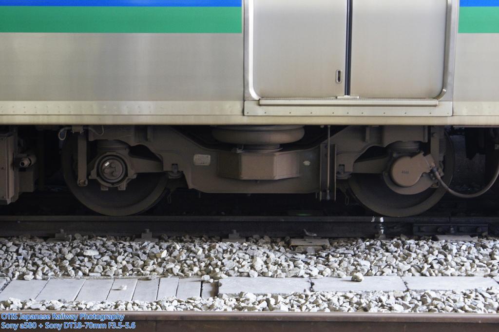 川重製轉向架(E721-500)