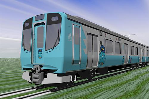 青い森703系型式模擬圖