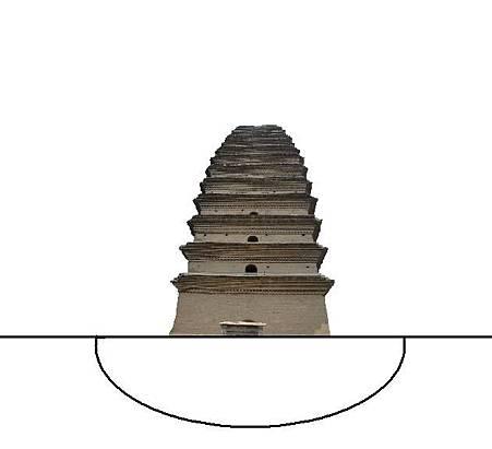 小雁塔地型圖.JPG